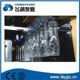 Alta velocidade, garrafa de água mineral de Pet fazendo a máquina