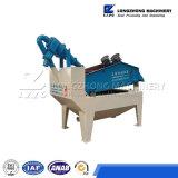 Machine de traitement de sable utilisé dans la construction