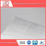 Painéis de alumínio alveolado de isolamento acústico para o regulador