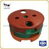 """3""""/80мм металлическая алмазного инструмента шлифовального круга для матирования пластину для бетона и цемента продукта"""