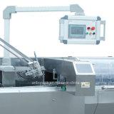 De automatische Horizontale Kartonnerende Machine van de Fles