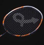 De Vierkante Hoofd GrafietRacket Uit één stuk van uitstekende kwaliteit van het Badminton