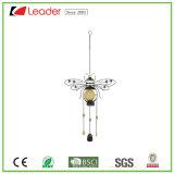 Modieuze het Hangen van het Metaal Zonne LEIDEN van de Libel Licht voor de Ornamenten van de Tuin