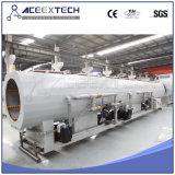 Ligne en plastique d'extrusion de pipe d'évacuation de l'extrudeuse Machine/PE