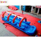 قوس قزح الزلّة ومنزلقة قابل للنفخ بالغ حجم قابل للنفخ ماء منزلقة