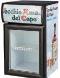 20 Liter-Minigefriermaschine-Gegenoberseite-Getränkekühlraum-Schaukasten (JGA-SC20F)