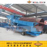 Extraction de minerais de sable de l'équipement Machine à laver rotatif
