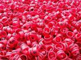 Les anneaux de silicone personnalisé pour cadeau promotionnel