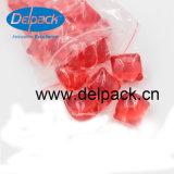 Les petits emballages Concentré liquide de lavage des vêtements de détergent à lessive liquide Pods
