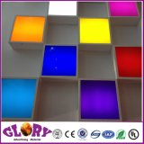 Het hoge AcrylBlad van de Kleur van de Transparantie van het Effect