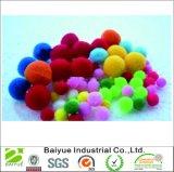 Suave e segura de bola cor de PP em vários tamanhos