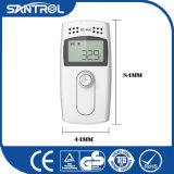 Registrador da temperatura e da umidade para o Refrigeration