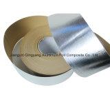 Nastro dell'isolamento del condizionatore d'aria con il condotto del di alluminio