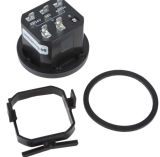 Runder Batterie-Anzeigeinstrument-Einleitung-Anzeiger-Stunden-Messinstrument-Zustand LED-Digital des Ladung-Gabelstaplers, EV, 12V 24V 36V 48V 60V bis zu 100V