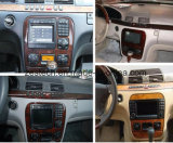 reprodutor de DVD cheio do carro da tela de toque 9inch para o Benz W220