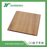 El panel de pared de madera decorativo del PVC del color del panel de techo del PVC