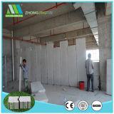 Aislamiento térmico acústico sándwich compuesto de paneles de pared