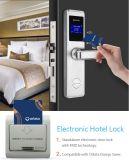 Orbita Cor Dourada Smart Hotel fechadura da porta do cartão de segurança
