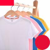 子供の100%年の綿の明白なTシャツ