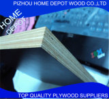 a película de 9mm/de 12mm/de 15mm/de 18mm enfrentou a madeira compensada para o exterior, polegada do tamanho 4X8