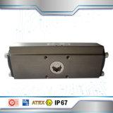 Привод дешевого цены пневматический с коробкой переключателя предела