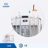 Unidad Dental móvil Dental portátil de aspiración de la alta dependencia de la turbina de aire