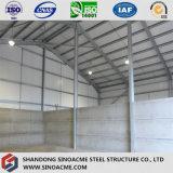 Sinoamceは軽い鉄骨フレームの処理を取除いた組立て式に作った