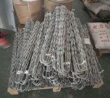 """Alambre de individuo preformado para diámetro del cable 1/4 de ADSS """""""