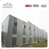 Estrutura de aço Prefab Construção construção modular do Painel do tipo sanduíche de escritório de casas pré-fabricadas