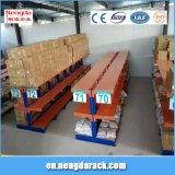 Prateleira de armazenagem em prateleiras cantiléveres para Cabos Braço Duplo