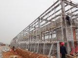 Andamio plegable de aluminio doble de acero de la escalera de Moblile de la plataforma de funcionamiento de la anchura del sistema que enmarca
