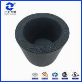 Resistente al calor pegajoso personalizado resistente al agua el tubo de espuma negra