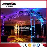 Sistema del braguero de la iluminación de la aleación de aluminio de la fabricación para la decoración de la etapa