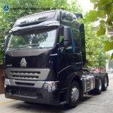 SinotrukのトラクターヘッドトラックHOWO 420の販売のためのA7トラクターのトラック