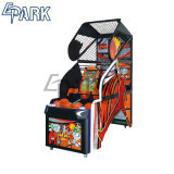 Van het LEIDENE van het Centrum van het spel de Muntstuk In werking gestelde Machine van het Spel van de Arcade Basketbal van de Straat