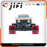 4 عجلة مصغّرة كهربائيّة لوح التزلج كهربائيّة سمكة لوح مع [رموتر]