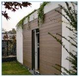 Внешнее декоративное водоустойчивое плакирование стены полости WPC деревянное пластичное составное