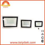 Alto brillo blanco exterior IP65 proyector LED 100W