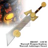 Réplicas de armas Warcraft Warcraft Ashbringer Espada 118cm HK8367