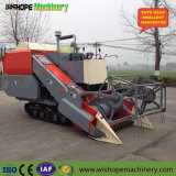 4lz-1.2高品質の農業機械の小型コンバイン収穫機