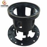 ISO 9001 in Componenten van het Gietijzer van het Zand van de Delen van China de Auto Gietende Met CNC het Machinaal bewerken wordt gemaakt die
