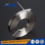 Fascia d'acciaio della cinghia del collegare delle fascette ferma-cavo della fascia dell'acciaio inossidabile