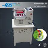 Jps-160 gancho e presilha de Velcro, máquina de corte de fita velcro Adesivo