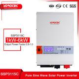 Off-Grid 1 - 6kw 6000W 24V el inversor de Energía Solar