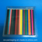 Новый ясный поднос волдыря с упаковывать Crayon пластичный