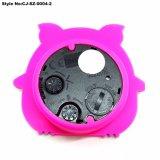 Peu de Pink Piggy Silicone horloges d'alarme électronique