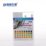 Document de test de pH pour tester l'eau potable, de la salive, l'urine lh3101