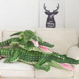 De grote en Realistische Alligator vulde Dierlijk Stuk speelgoed