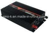 Type de transformateur à haute fréquence 1500W Onde sinusoïdale pure, convertisseur de puissance DC12V/24V/48V à l'AC110V/220V/230V/240V