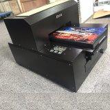 Digital-Flachbett-UVdrucker-UVtintenstrahl-Drucker-Tinte, UVled, die Maschine, Belüftung-Visum-Karten-Drucken aushärtet